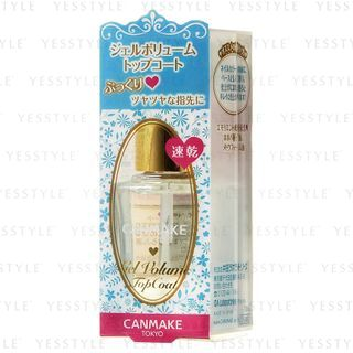 Canmake - Gel Volume Top Coat 10ml from Canmake