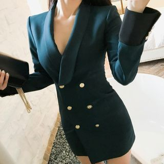 Double-Breasted Blazer from Cassidy