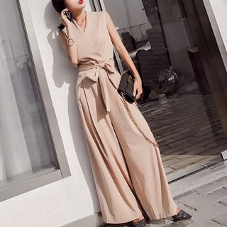 Sleeveless Jumpsuit from Cassidy