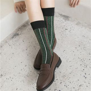 Striped Socks from Castellane