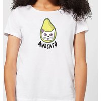 Avocato Women's T-Shirt - White - M - White from The Pet Collection
