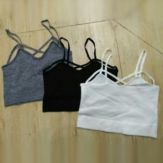 Cropped Camisole Top from Champi