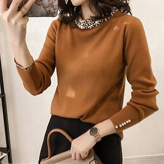 Embellished Knit Top from Champi