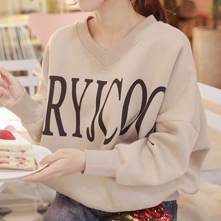 Letter Long-Sleeve Sweatshirt from Champi