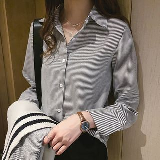 Pinstriped Shirt from Champi