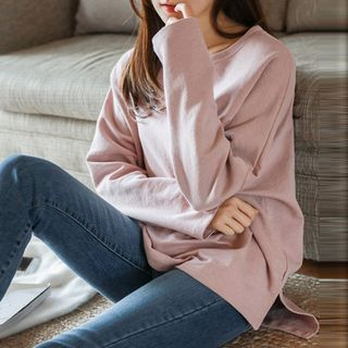 Plain Pullover from Champi