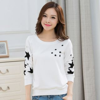 Printed Pullover from Champi