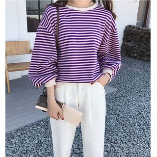 Stripe Pullover from Champi