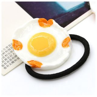 Egg Hair Tie from Cheermo