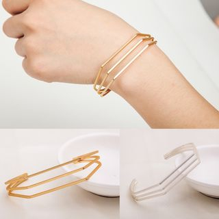Geometric Bangle from Cheermo