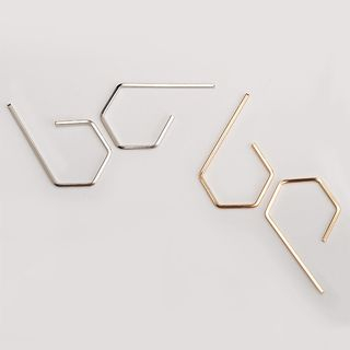 Geometric Earring from Cheermo