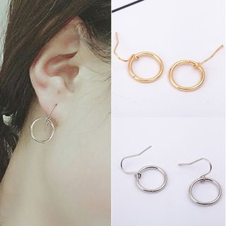 Hoop Earrings from Cheermo