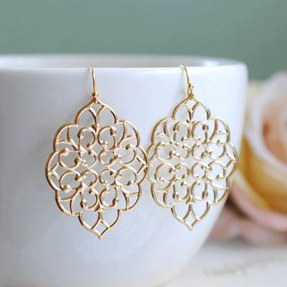 Patterned Earring from Cheermo