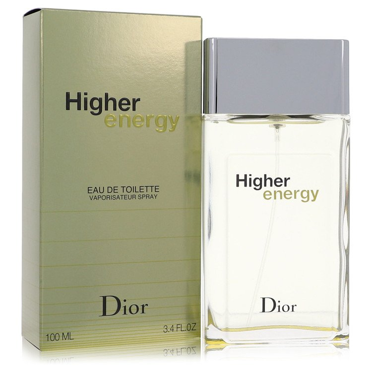 Higher Energy Cologne by Christian Dior 3.3 oz EDT Spay for Men from Christian Dior