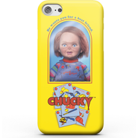 Chucky Good Guys Doll Phone Case for iPhone and Android - Samsung S7 Edge - Snap Case - Gloss from Chucky