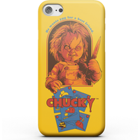 Chucky Out Of The Box Phone Case for iPhone and Android - Samsung S7 Edge - Snap Case - Gloss from Chucky