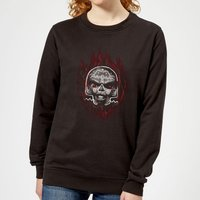 Chucky Voodoo Women's Sweatshirt - Black - M - Black from Chucky
