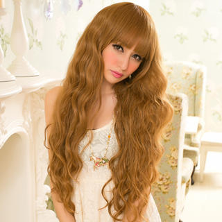 Long Full Wig - Curly from Clair Beauty