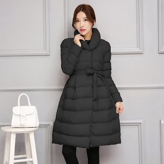 A-line Down Coat from Cobogarden