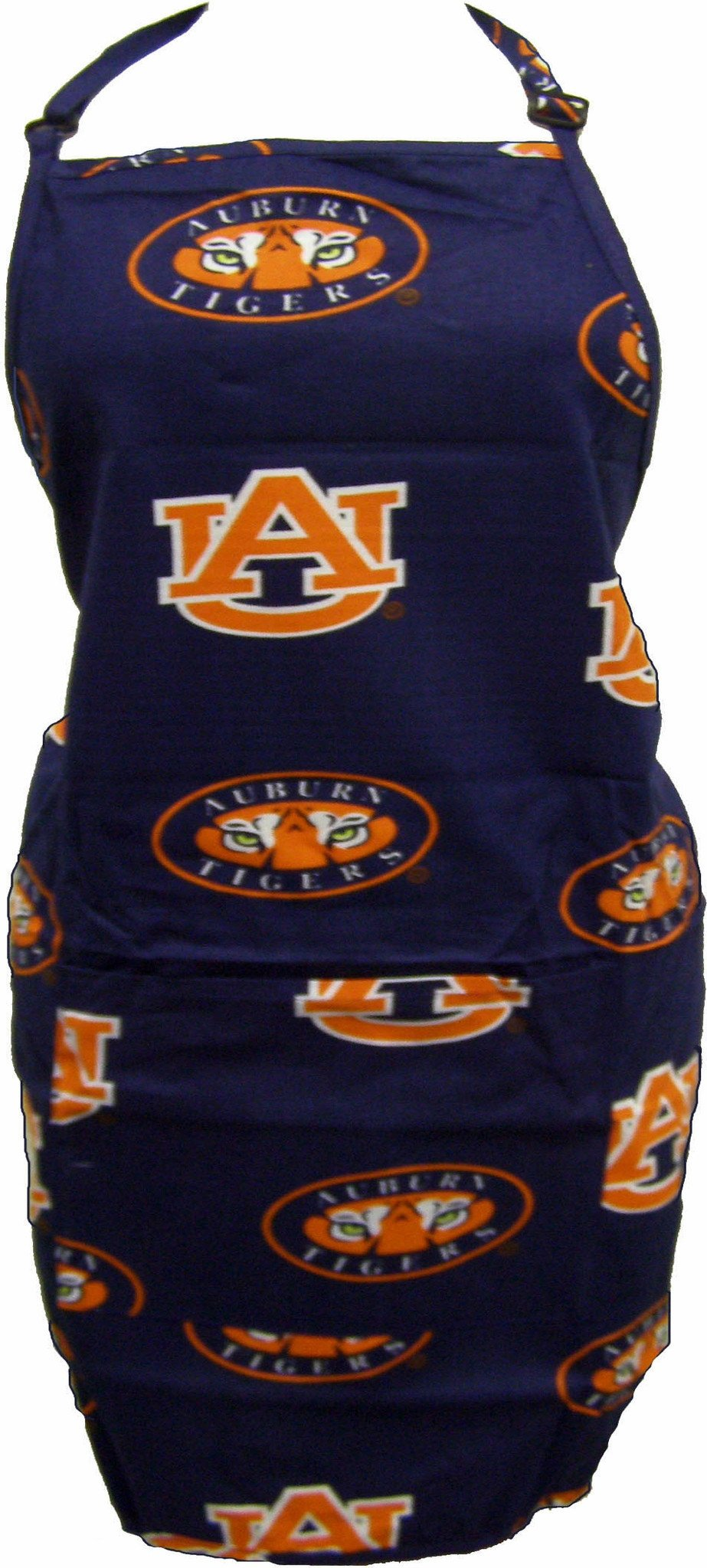 "Auburn Apron 26""X35"" with 9"" pocket - AUBAPR by College Covers from College Covers"