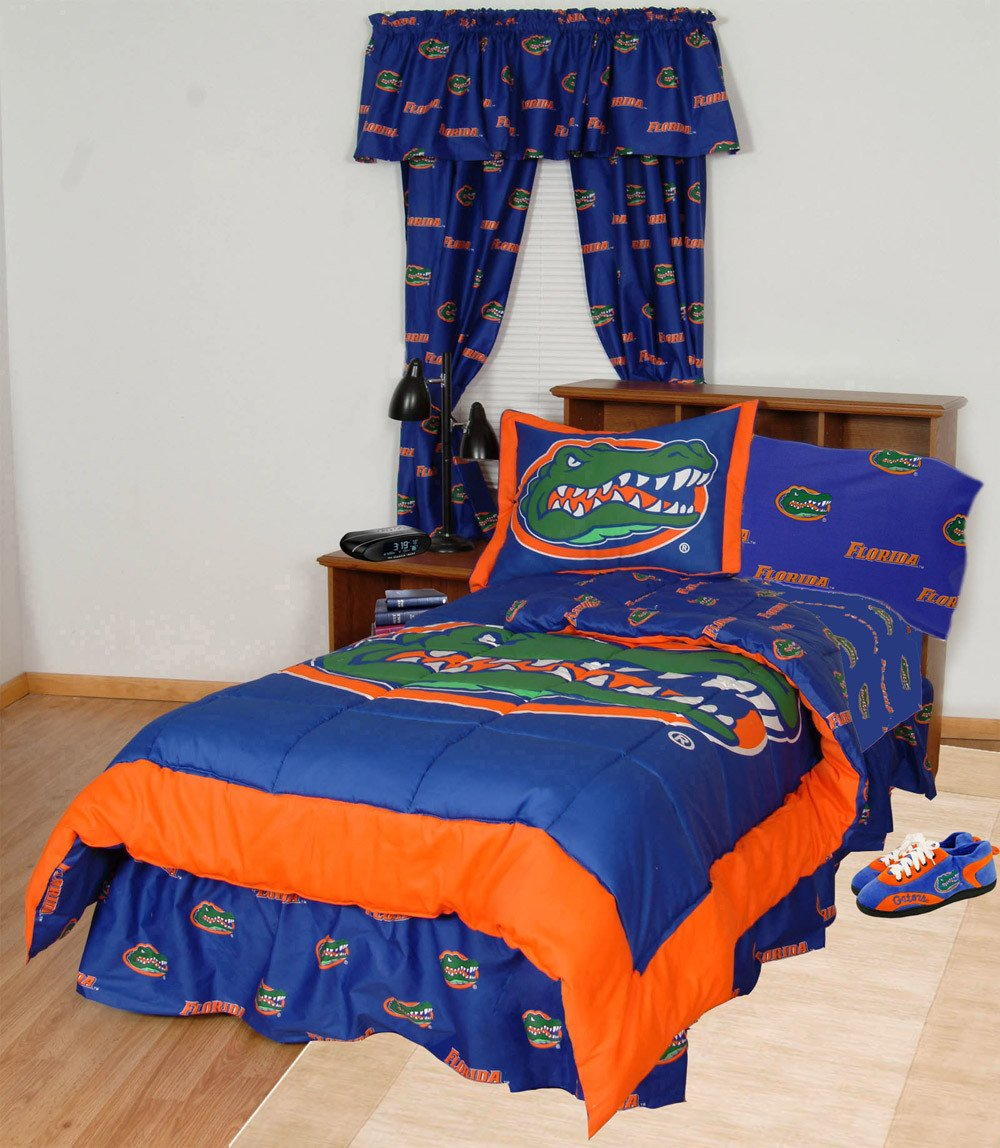 Florida Bed in a Bag Full - With Team Colored Sheets - FLOBBFL by College Covers from College Covers