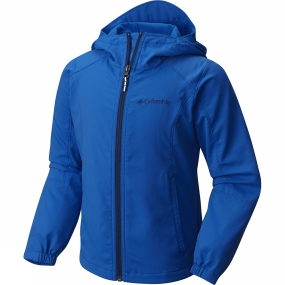 Boys SplashFlash II Hooded Softshell Jacket from Columbia