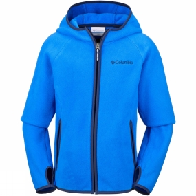 Girls Fast Trek Hooded Fleece from Columbia