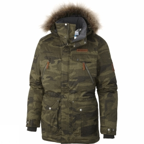 Mens Barlow Pass 550 TurboDown Jacket from Columbia