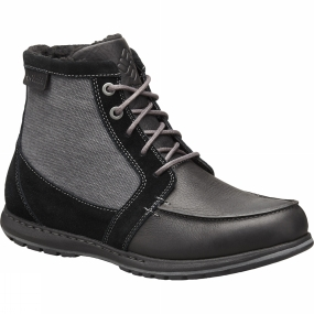 Mens Davenport PDX Waterproof Omni-Heat Boot from Columbia