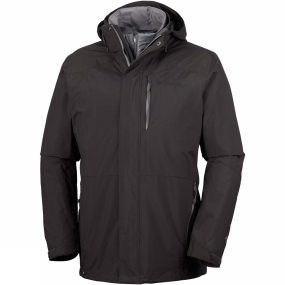 Mens Element Blocker Interchange Jacket from Columbia