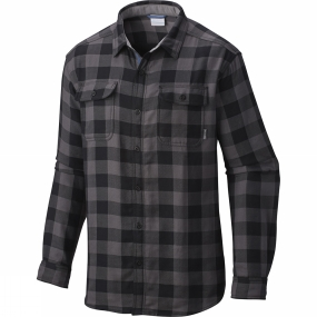Mens Hoyt Peak Long Sleeve Shirt from Columbia
