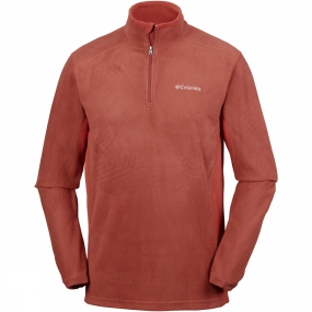 Mens Klamath Range II Half Zip from Columbia