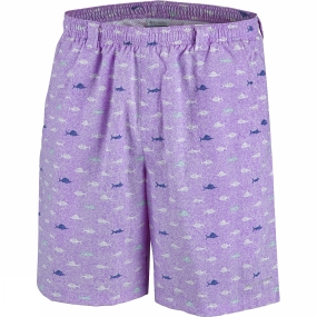 Mens PFG Backcast II Printed Shorts from Columbia