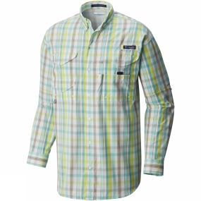 Mens PFG Super Bonehead Classic Long Sleeve Shirt from Columbia