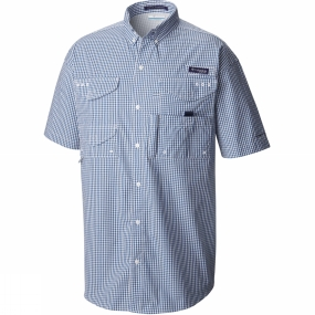 Mens PFG Super Bonehead Classic Short Sleeve Shirt from Columbia