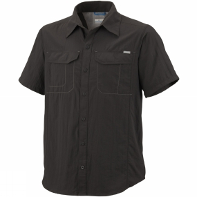 Mens Silver Ridge Short Sleeve Shirt from Columbia