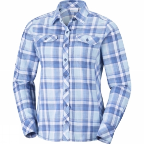 Womens Camp Henry Long Sleeve Shirt from Columbia