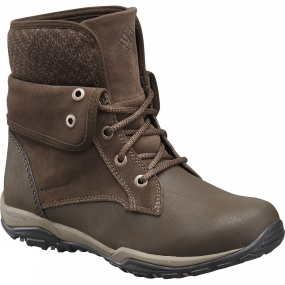 Womens Cityside Fold Waterproof Boot from Columbia