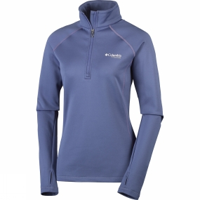 Womens Northern Ground Half Zip Fleece from Columbia