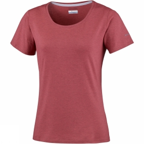 Womens Shadow Time III Tee from Columbia