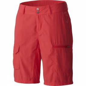 Womens Silver Ridge Cargo Shorts from Columbia