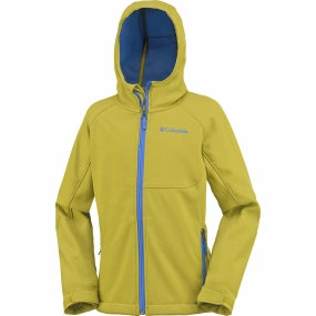 Youths Cascade Ridge Softshell Jacket from Columbia