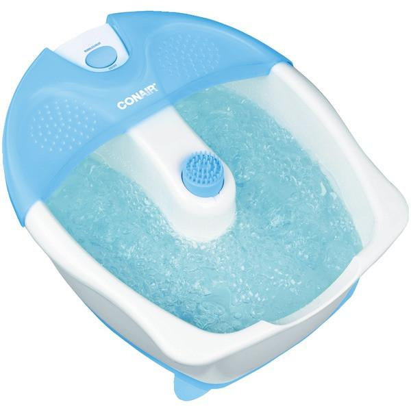 Conair FB5X Foot Bath with Heat, Bubbles & Attachment from Conair
