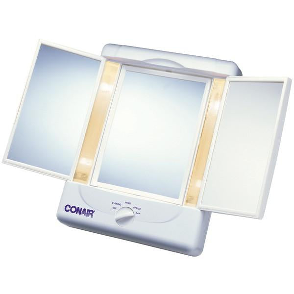 Conair TM7L Double-Sided Lighted Makeup Mirror from Conair