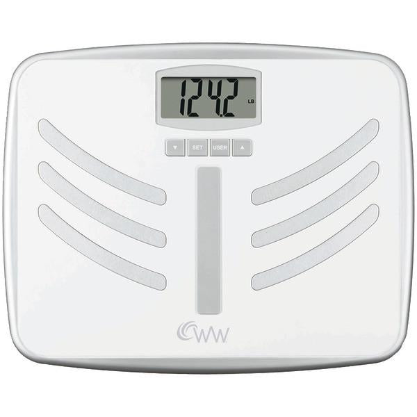 Conair WW66NPDQ Wide-Platform Weight Watchers Body Analysis Scale from Conair