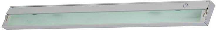 Cornerstone A148UC/27 Aurora 6 Light Under Cabinet Light In Stainless Steel from Cornerstone
