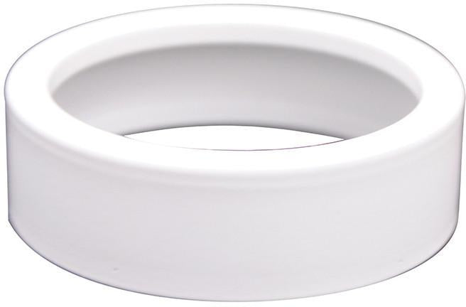 Cornerstone A711DL/40 Aurora Surface Mount Collar In White from Cornerstone