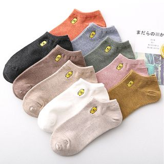 Low Socks (Various Designs) from Cottonet