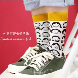 Printed Socks from Cottonet