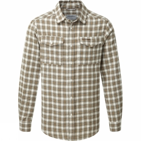 Mens Kiwi Check Shirt from Craghoppers